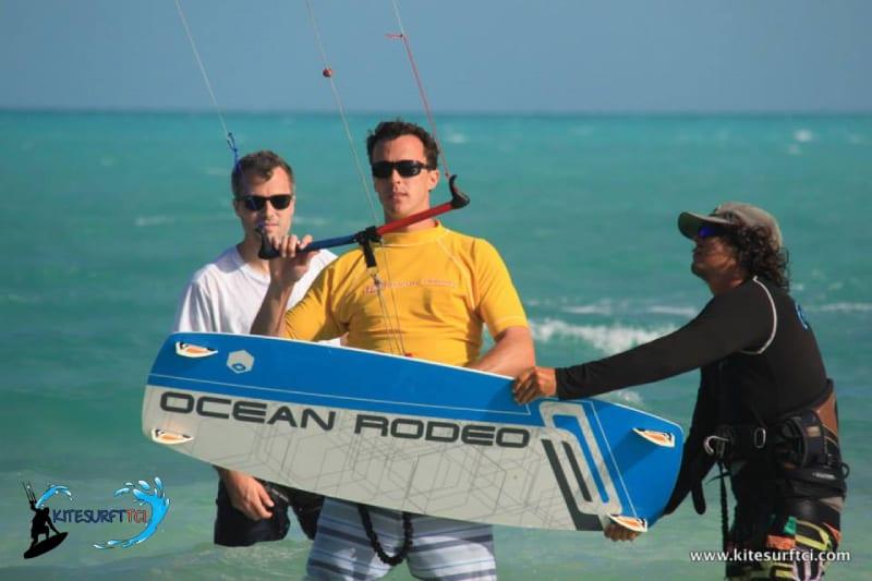 Kitesurfing Turks and Caicos