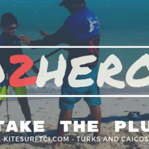 """""""Zero 2 Hero"""" Kitesurf Course - Lessons"""