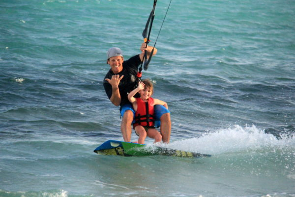 Kitesurf Lessons For All